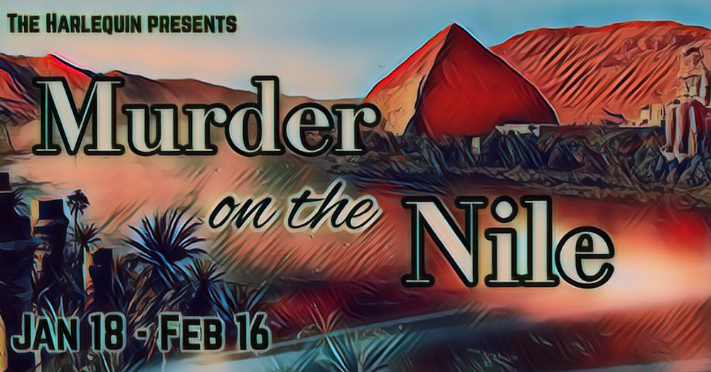 Murder on the Nile by The Harlequin