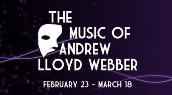 Auditions for The Music of Andrew Lloyd Webber, by Woodlawn Theatre