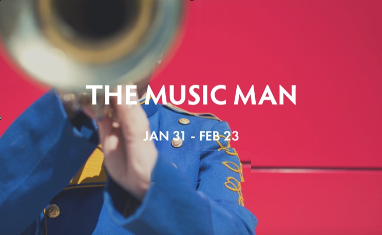 The Music Man by Woodlawn Theatre