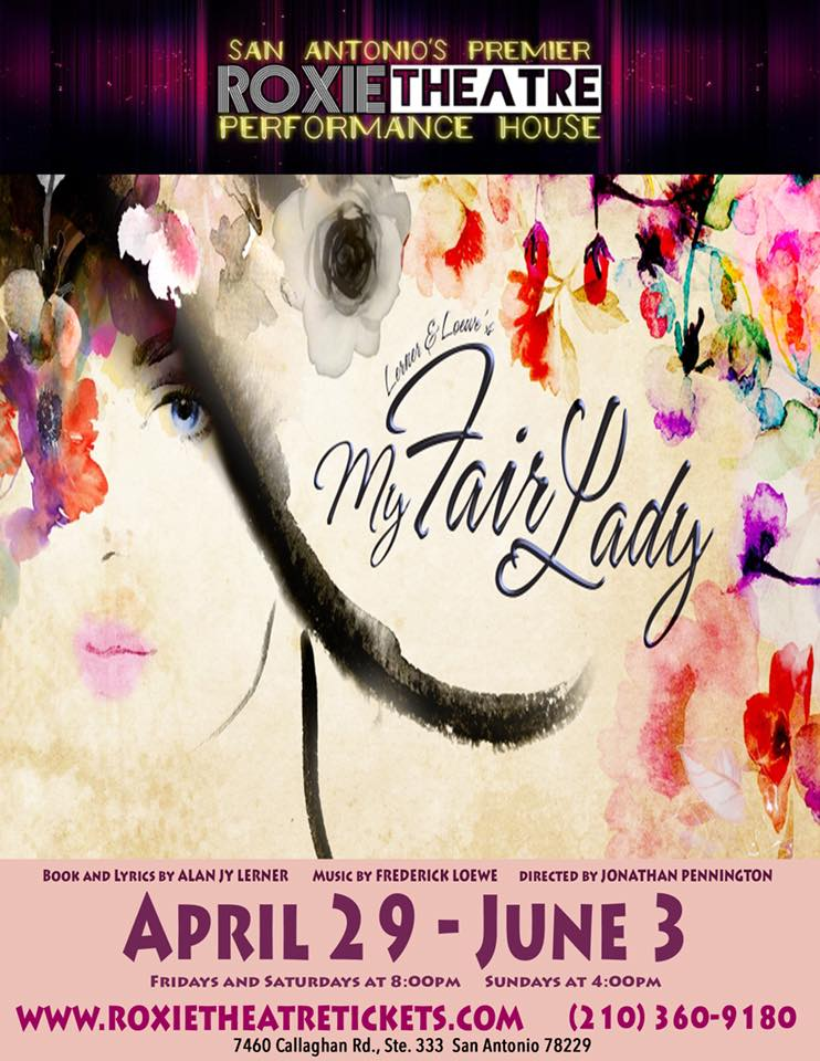 My Fair Lady by Roxie Theatre Company