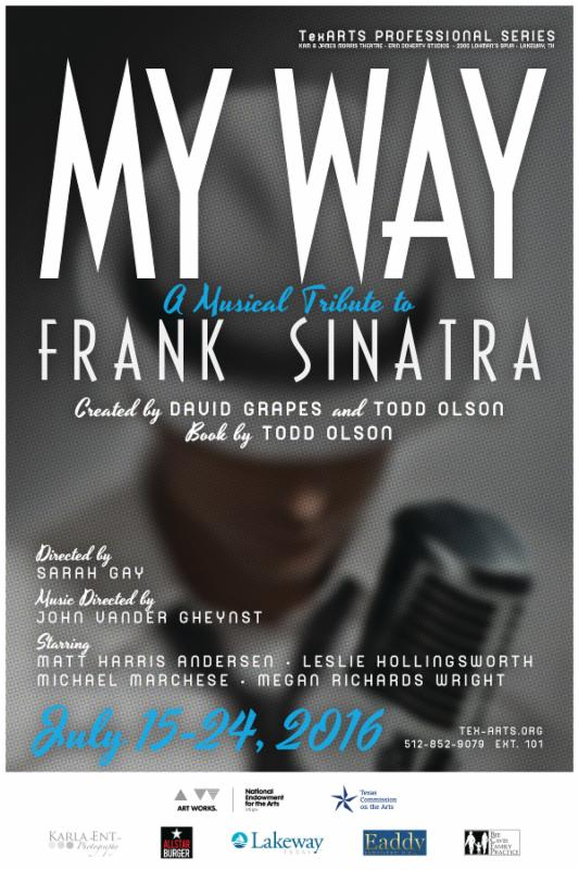 My Way - A Tribute to Frank Sinatra by Tex-Arts