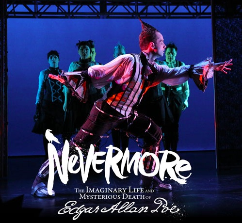 (image from NEVERMORE cast recording)