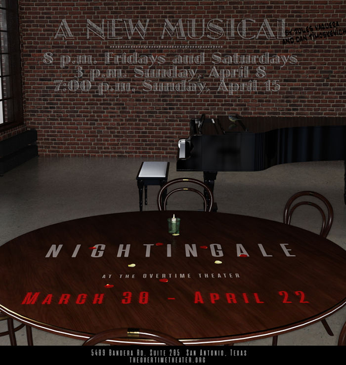 Nightingale by Overtime Theater