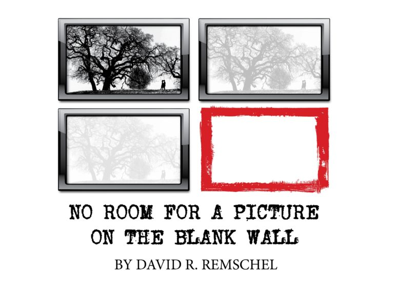 No Room for a Picture on the Blank Wall by Hill Country Arts Foundation (HCAF)