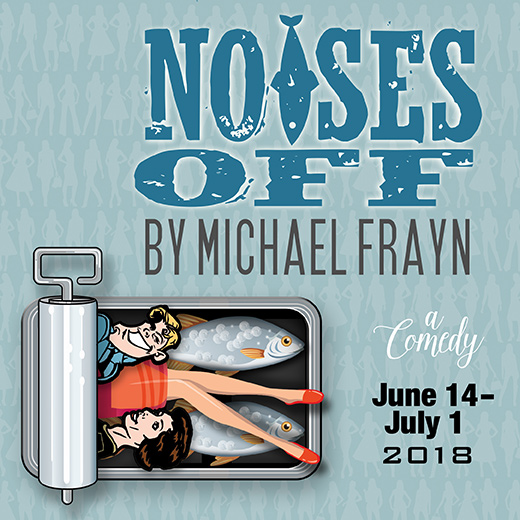 Noises Off by Unity Theatre