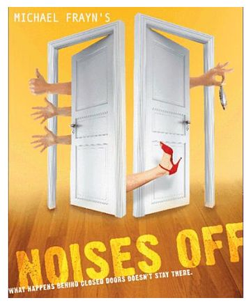 Noises Off by Way Off Broadway Community Players