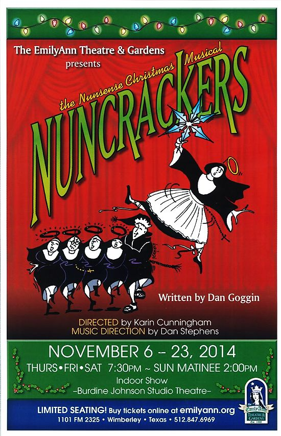 Nuncrackers by Emily Ann Theatre