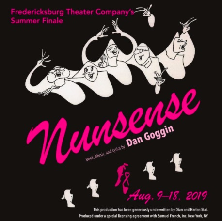 Nunsense by Fredericksburg Theater Company