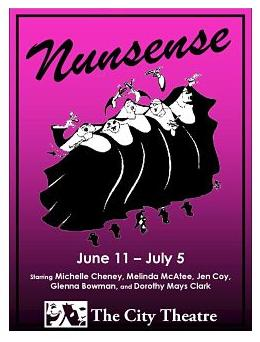 Nunsense by City Theatre Company