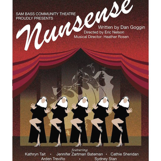 Nunsense by Sam Bass Community Theatre