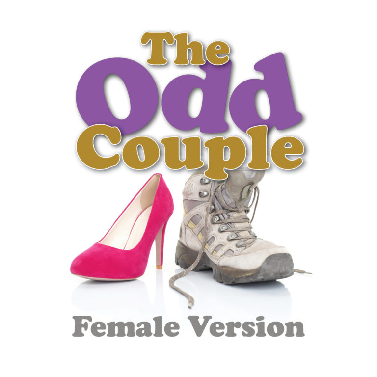 The Odd Couple - Female Version by Hill Country Arts Foundation
