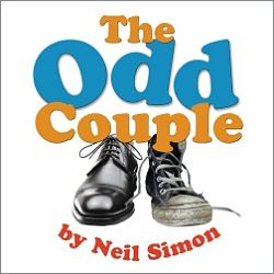 The Odd Couple by City Theatre Company