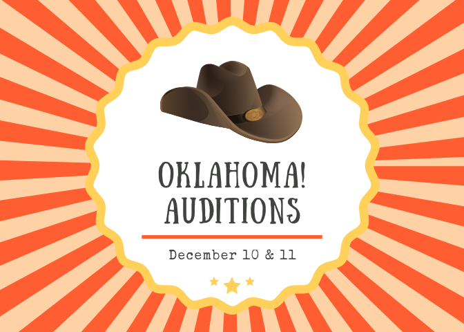 Auditions for Oklahoma!, by Woodlawn Theatre