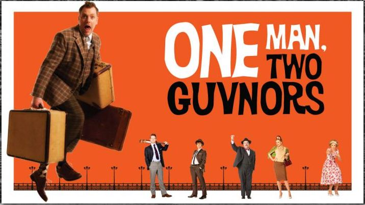 Auditions for One Man, Two Guvnors, by Vexler Theatre