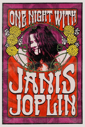 One Night with Janis Joplin by Zach Theatre