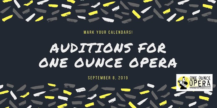 Auditions | CTX Live Theatre