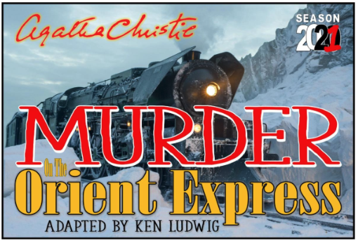 Auditions for Murder on the Orient Express, by Playhouse 2000
