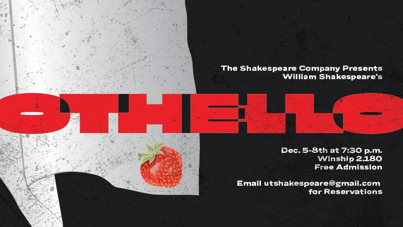 Othello by Shakespeare Company
