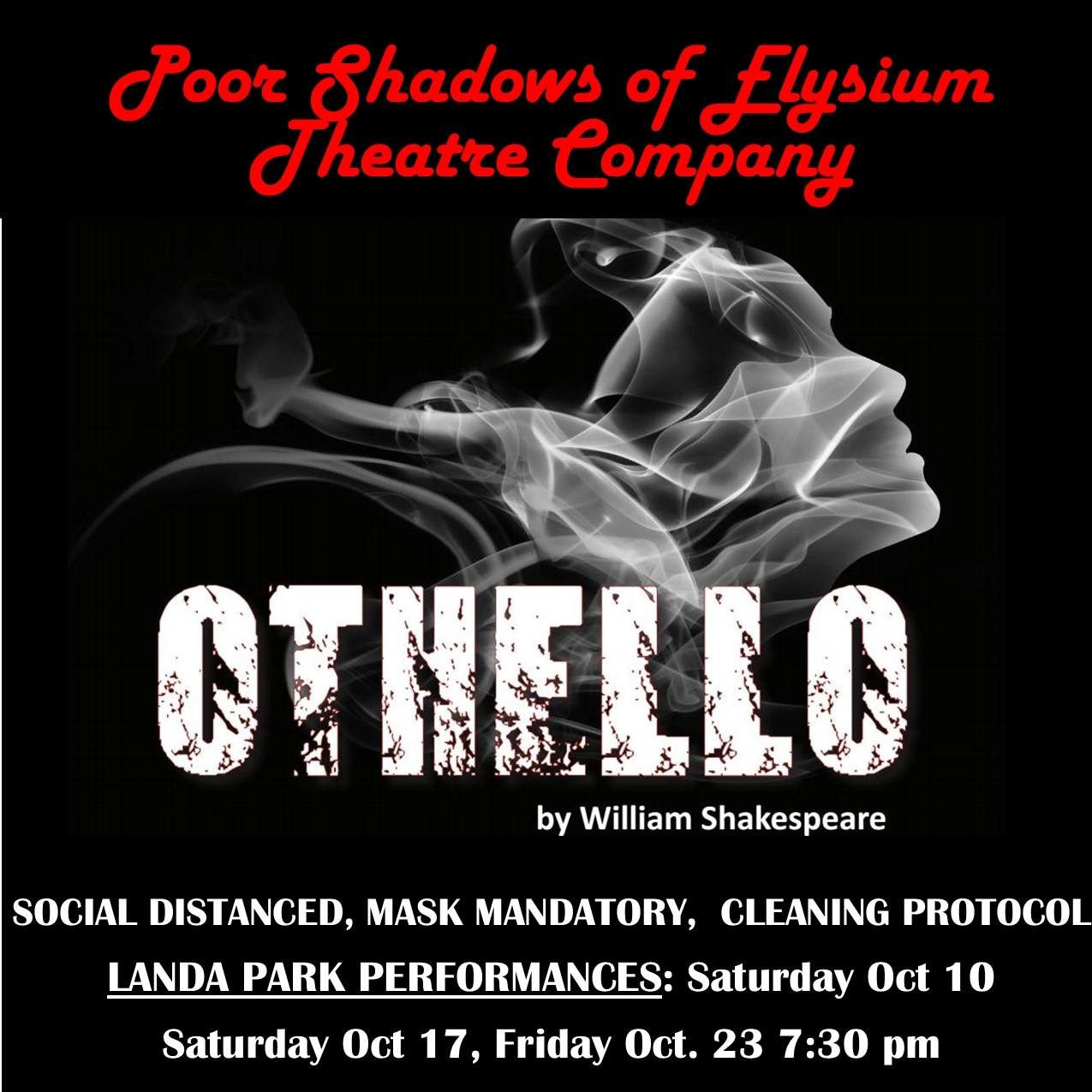 Othello by Poor Shadows of Elysium