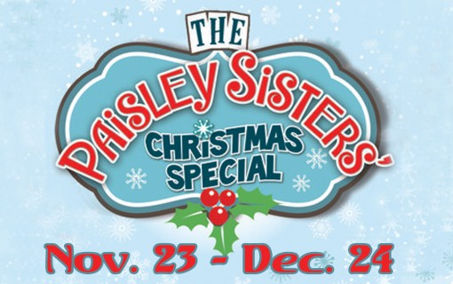 The Paisley Sisters' Christmas Special by Roxie Theatre Company