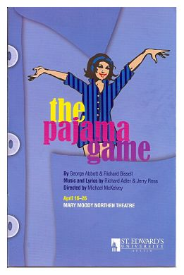 The Pajama Game by Mary Moody Northen Theatre
