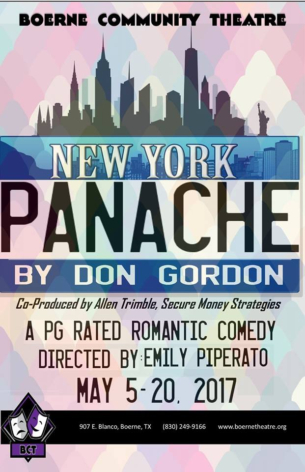 Panache by Boerne Community Theatre