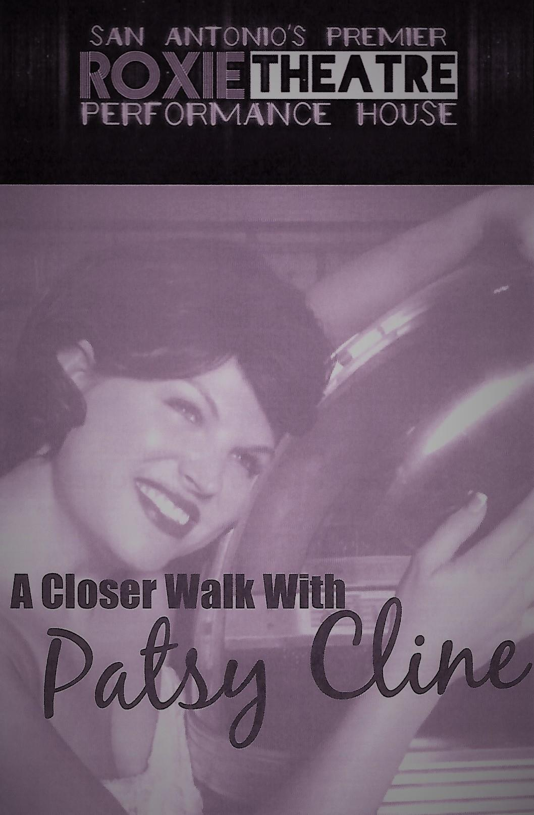 A Closer Walk with Patsy Cline by Roxie Theatre Company