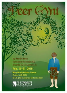 Peer Gynt by Mary Moody Northen Theatre