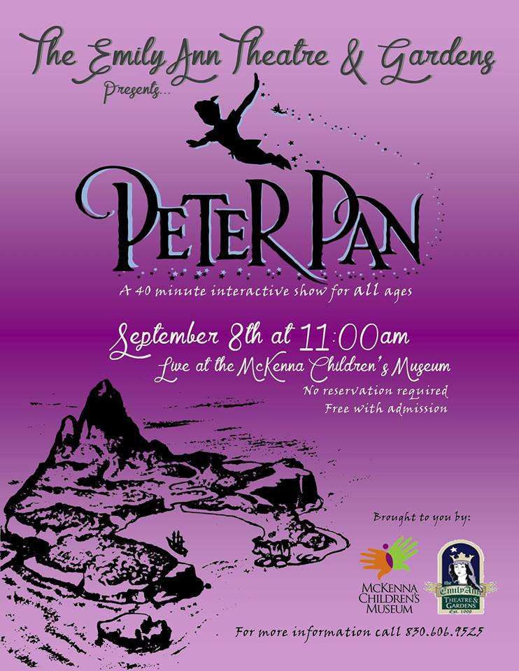 Peter Pan by Emily Ann Theatre