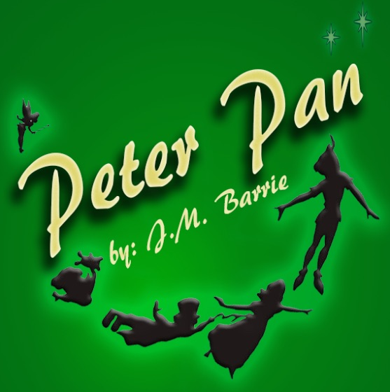 Auditions for J.M. Barrie's PETER PAN, by Sam Bass Community Theatre, Round Rock, September 25 & 26, 2017
