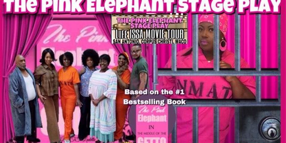 The Pink Elephant Stage Play - Life Issa Movie by Trina TiTi Ladette Cleveland