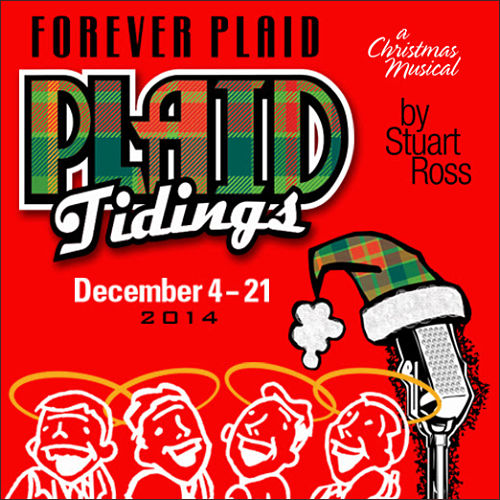 Forever Plaid: Plaid Tidings by Unity Theatre