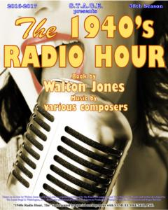 The 1940s Radio Hour by S.T.A.G.E.