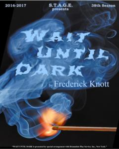 Auditions for Wait Until Dark, by S.T.A.G.E.