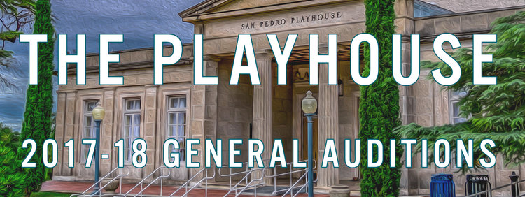 Auditions for 2017-2018 Playhouse San Antonio Season, by Playhouse San Antonio