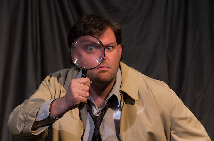 Prescription: Murder, a Colombo mystery by Way Off Broadway Community Players