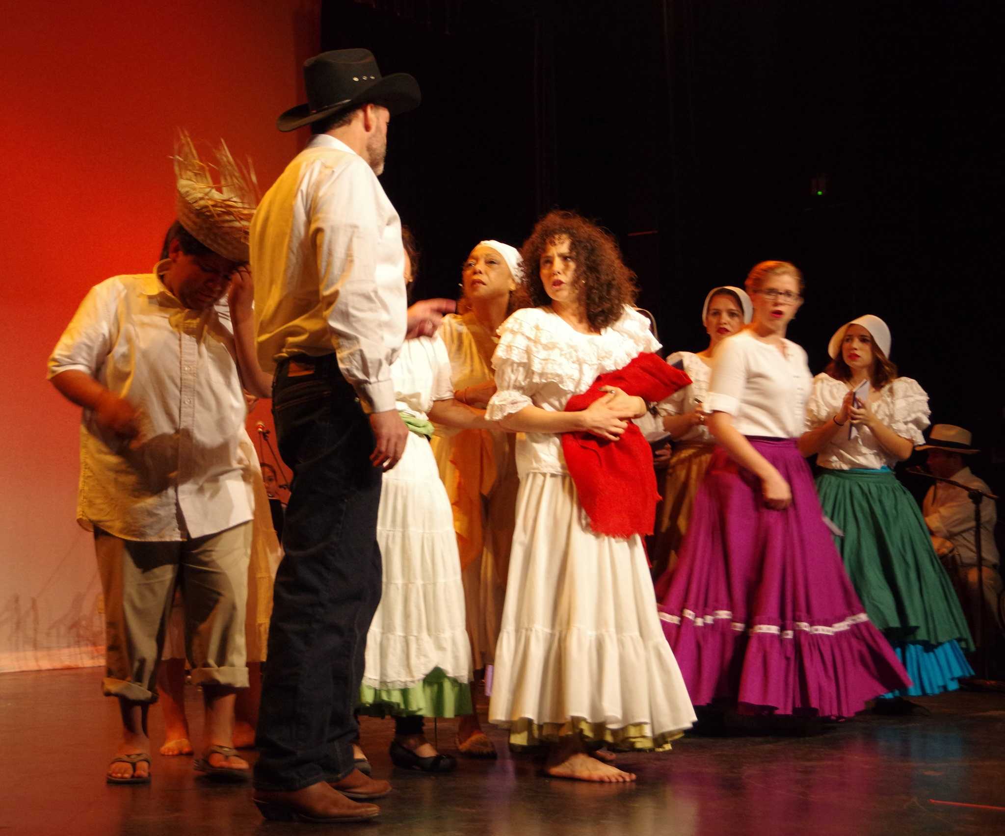 Auditions for Sembrando Herencia - Las Lavanderas, by Puerto Rican Folkloric Dance & Cultural Center