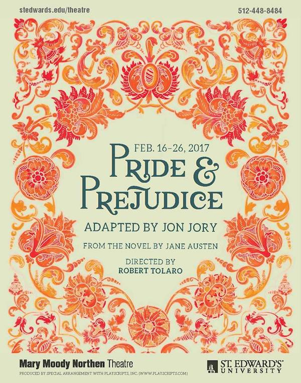 Pride and Prejudice by Mary Moody Northen Theatre
