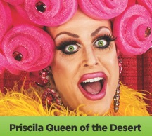 Priscilla, Queen of the Desert by Zach Theatre