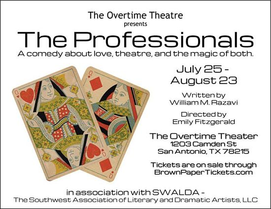 The Professionals by Overtime Theater