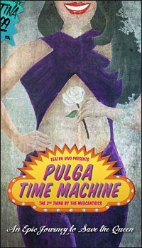 Pulga Time Machine by Teatro Vivo