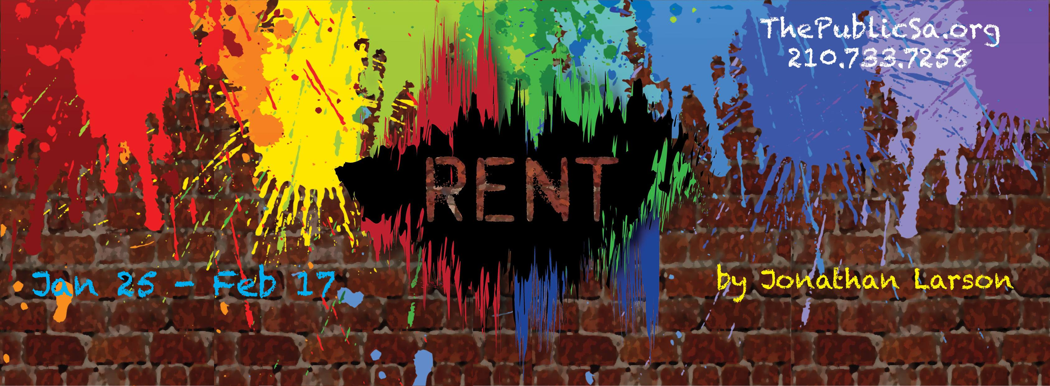 Rent by The Public Theater