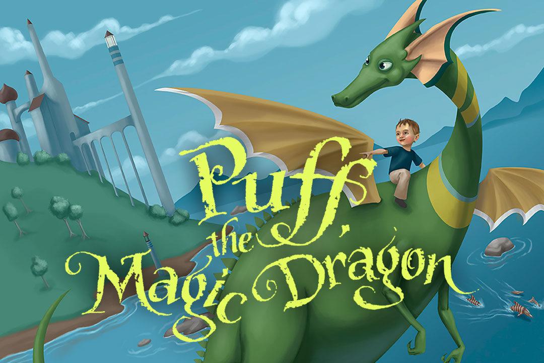 Puff The Magic Dragon Ctx Live Theatre