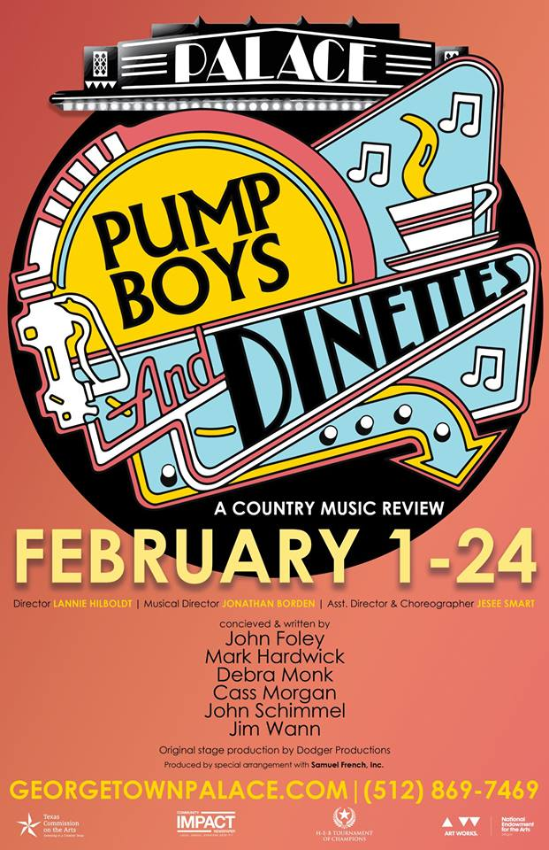 Pump Boys and Dinettes by Georgetown Palace Theatre