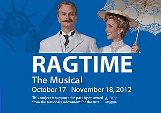 Ragtime by Zach Theatre