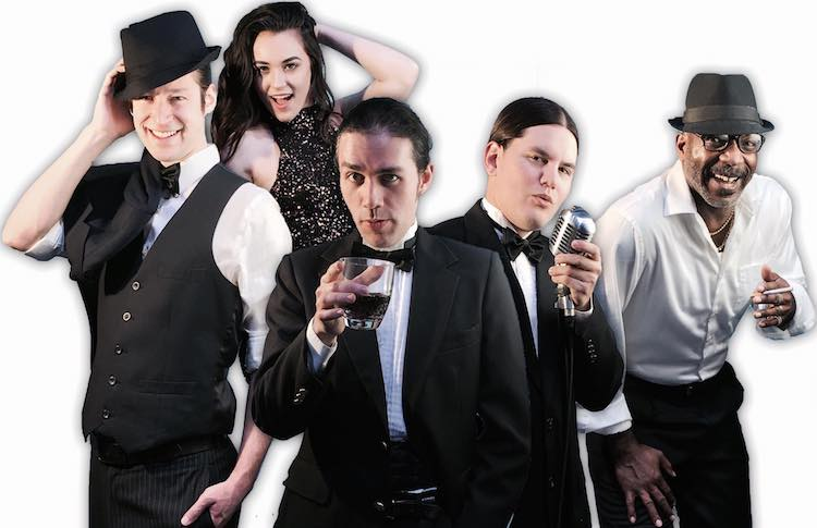 The Rat Pack Lounge by Roxie Theatre Company