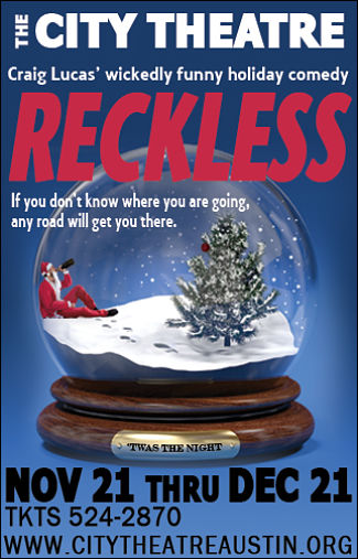 Reckless by City Theatre Company