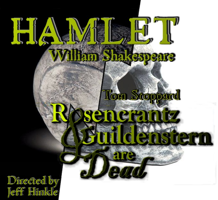 Redux in Rep: HAMLET and ROSENCRANTZ AND GUILDENSTERN ARE DEAD by City Theatre Company