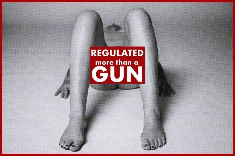 Regulated More Than A Gun by Vortex Repertory Theatre