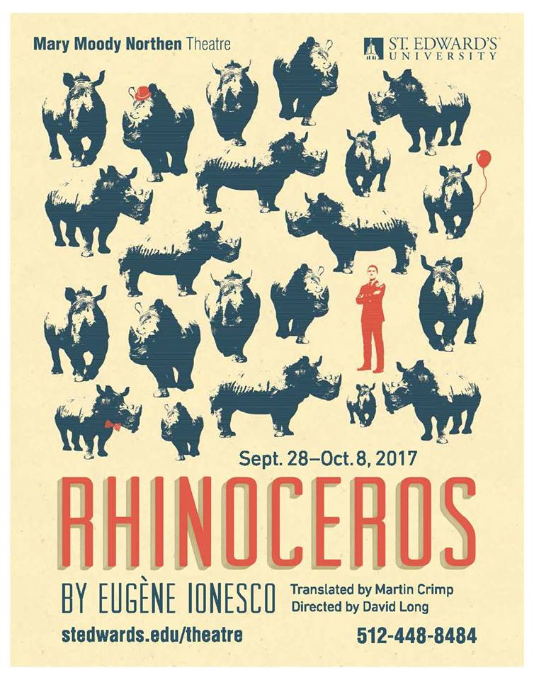 Rhinoceros by Mary Moody Northen Theatre